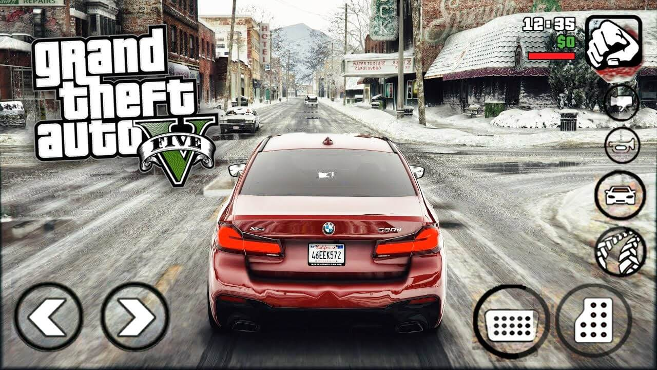 GTA 5 free android download