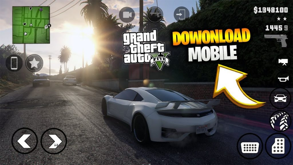 GTA V Free download android