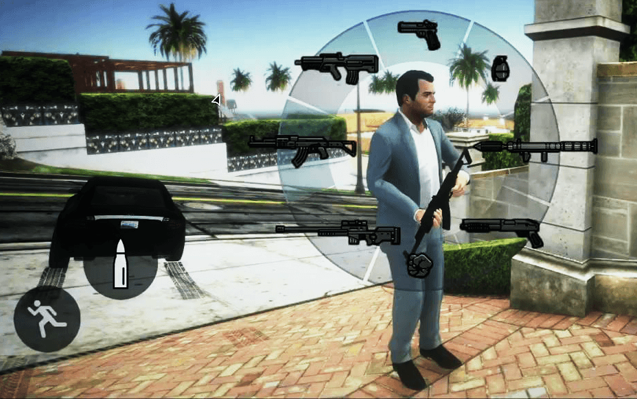 gta 5 in android mobile