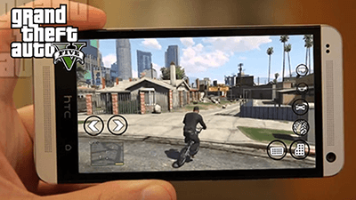 GTA 5 Mobile For Android and iOS - Download